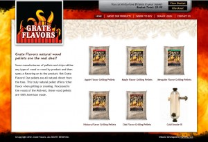 Grate Flavors Home Page