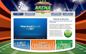 Arena Assessment Application